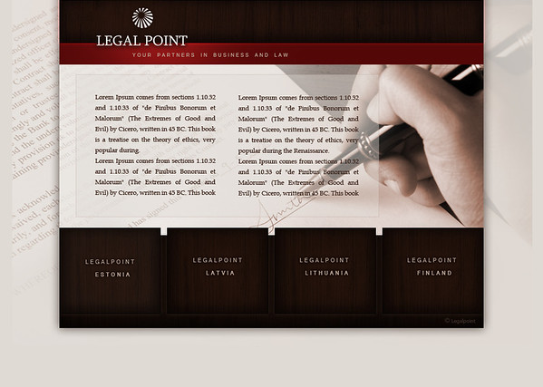 Legalpoint hele versioon, 2011