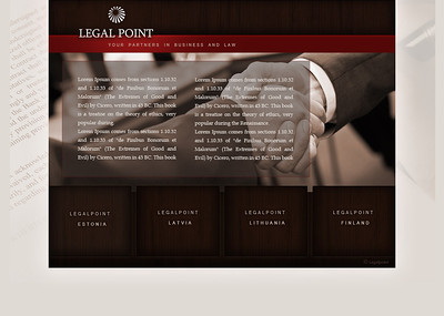 Legalpoint tume versioon, 2011