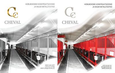 Cheval Liberte tallide reklaam, 2013