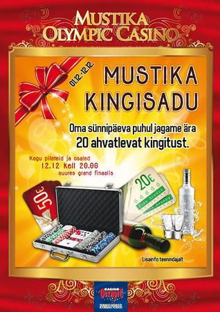 OC Mustika sünna 2012, plakat