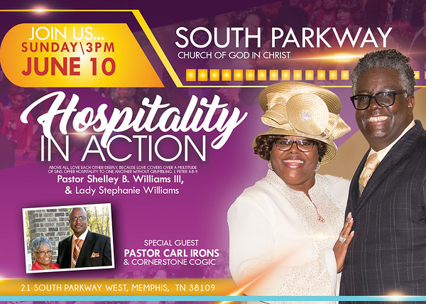 South Parkway COGIC - Paige Pictures, Graphics and Keepsakes