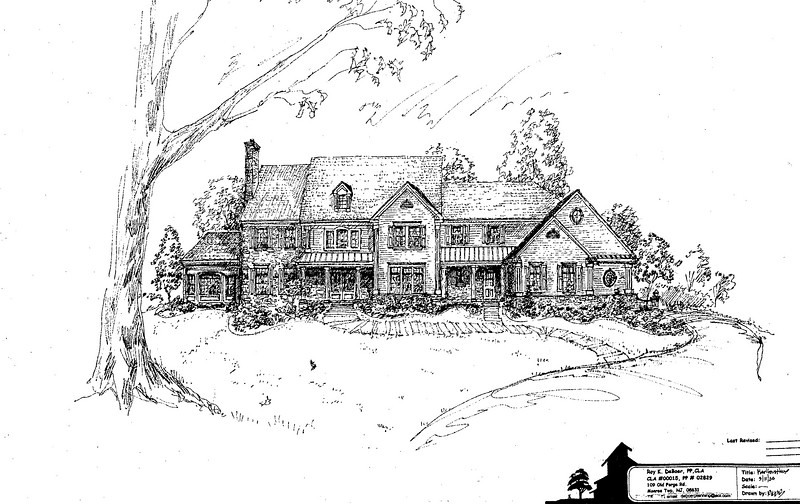 Colts Neck Sales illustration for Roger Mumford