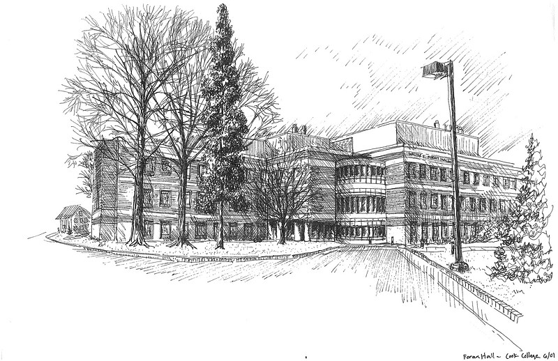 Foran Hall , Cook Campus