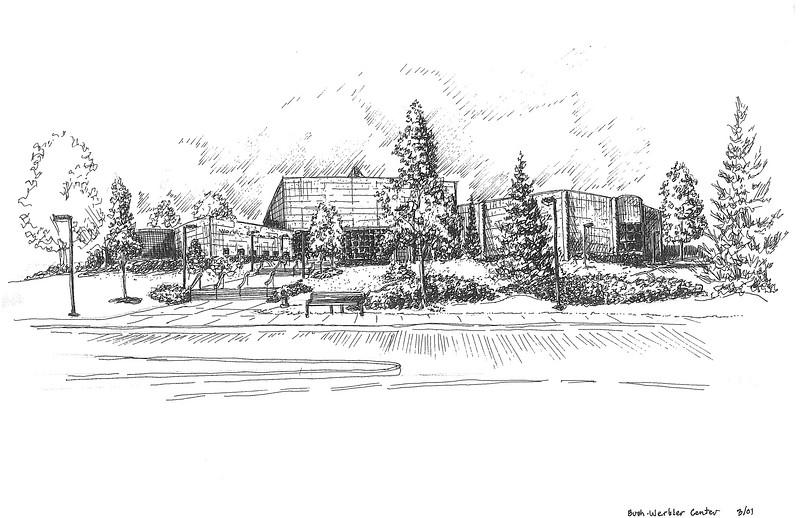 Werblin Rec.Center , Piscataway Campus