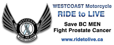 Ride to Live Banner - small