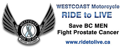 Ride To Live Banner - Large