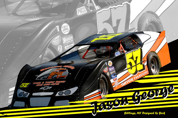 Custom Racing Trader Cards