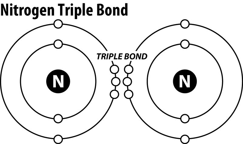 NEED-MEDIA Photo Keywords: bond, nitrogen