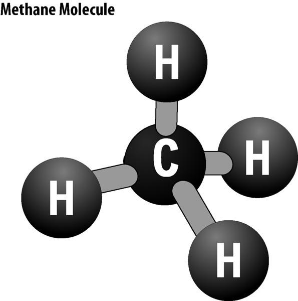 methaneMolecule