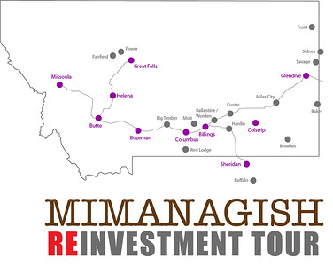 MRT above map