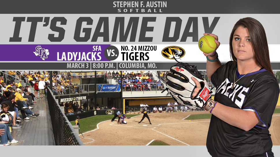 Softball Game Day Promotional