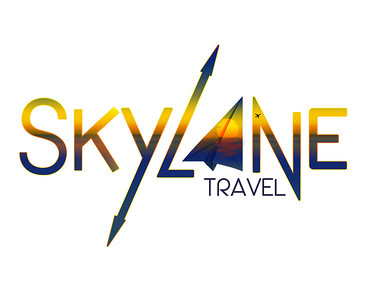 Travel Agency Graphic Logo.