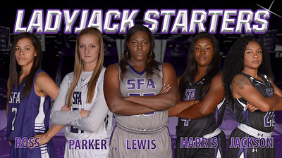 Women's Basketball Starters