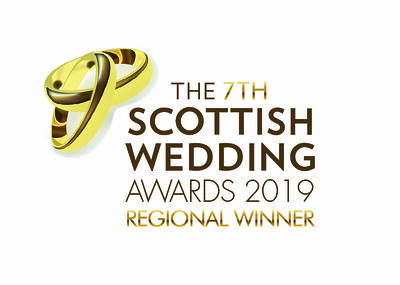 Finalist Logo – Scottish Wedding Awards 2019