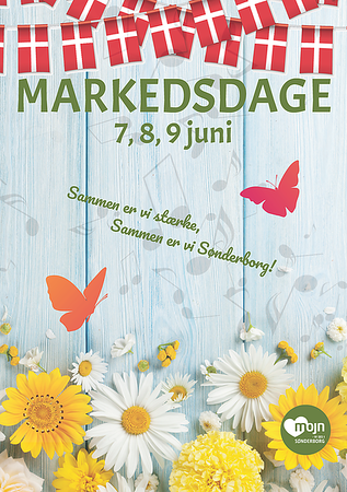 Poster for the marketdays