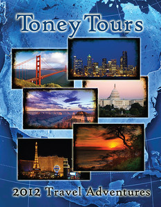 Toney Tours Travel Adventures Catalog 2012