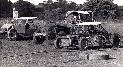 The rear engine weight transfer was always a benefit on starts.