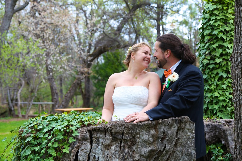 Grass Valley wedding photographed by Patrick Fontes