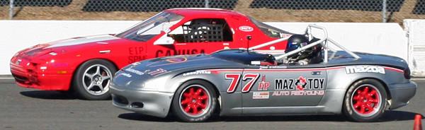 Grassroots Racing - IRDC, Pacific Raceways