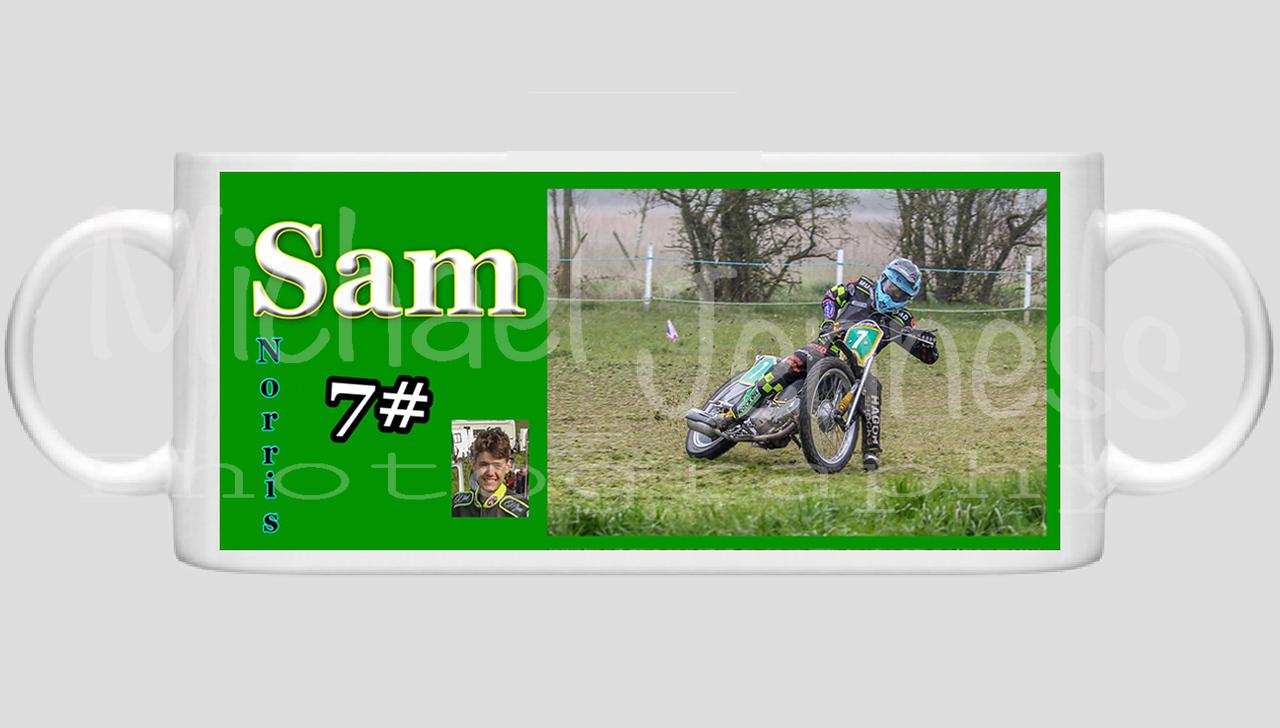Sam Norris #7