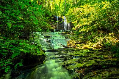 Grassy Creek Falls-3