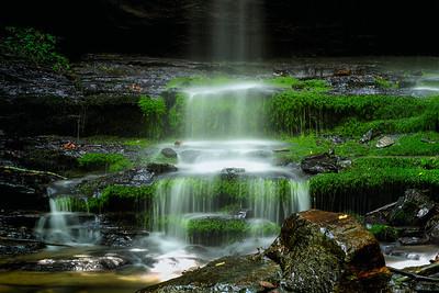 Grassy Creek Falls-4