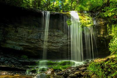 Grassy Creek Falls-2