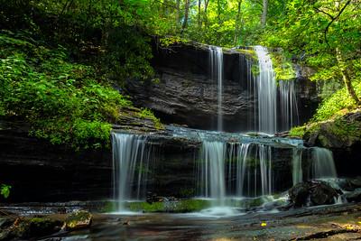 Grassy Creek Falls-1