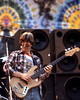 Phil Lesh performs with the Grateful Dead at the Greek Theater in Berkeley on September 12, 1981.