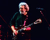 Jerry Garcia performing at the Warfield Theater in San Francisco on December 19, 1992.