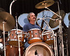 Bill Kreutzmann performing live onstage with the Grateful Dead At the Greek Theater in Berkeley, CA on July 14, 1984.