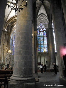 Carcassonne Cathedral