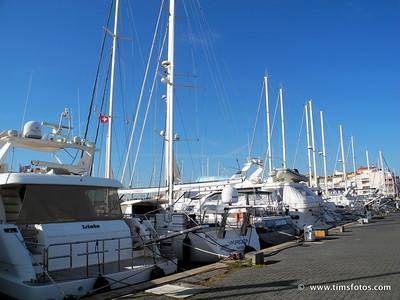 Cap d'Agde Marina