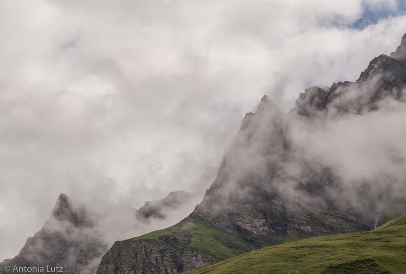 Bergnebel am Bruschghorn