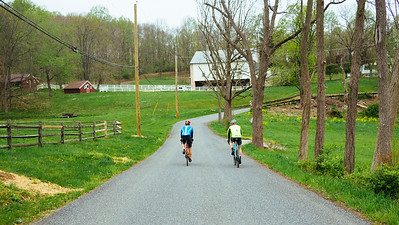 Gravel Grinding with Mike and Pat