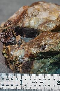 Sample 1 Rutile crystal