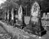 A matching set of gravestones in Pinecrest Cemetery, Litchfield NH<br /> Dec 2009