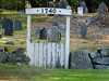 Ye Olde Cemetery, Danville NH (yeah, it's really called that)<br /> Nov 2009