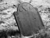 Sarah aged 9 - Chester Village Cemetery, Chester NH<br /> Nov 2009