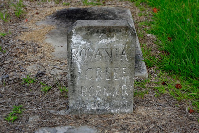 Gravestones in Kitty Hawk NC 2015
