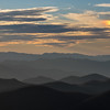 Sundog and Mountains