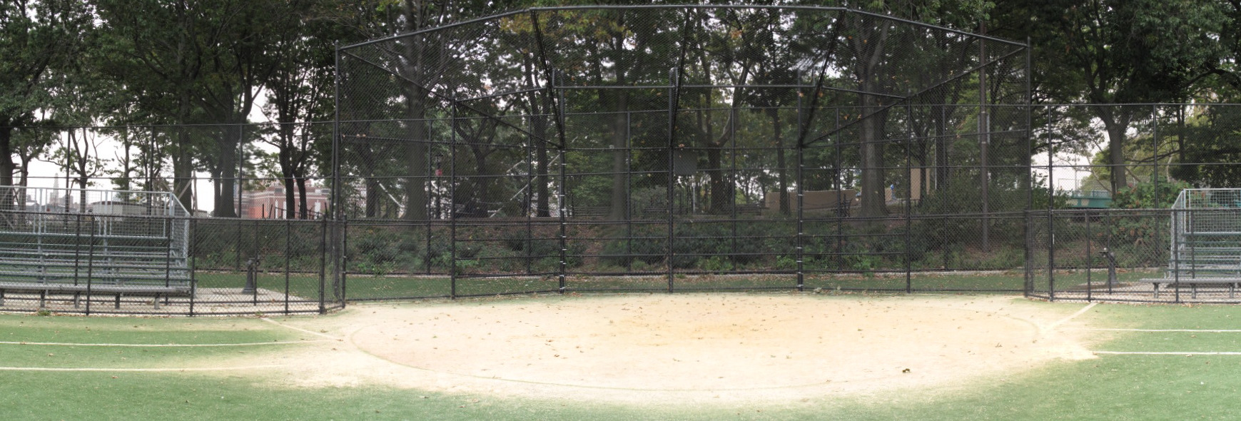Ext Baseball field