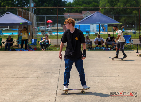 Gravity-X Skate Competition 2021