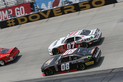 At Dover International Raceway in Dover, Delaware  on May 4, 2019. HMedia