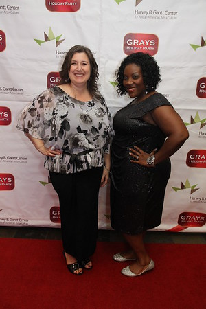 Gray Holiday Party @ Harvey B. Gantt Center December 12th, 2015