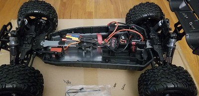 Redcat Shredder Chassis
