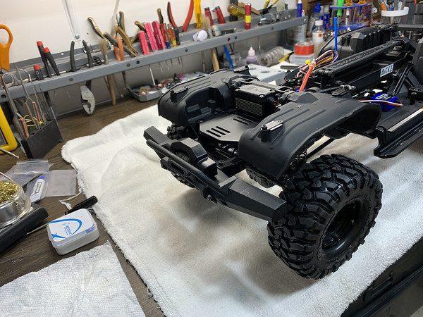 trx4 chassis
