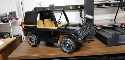 Black Tonka Bronco