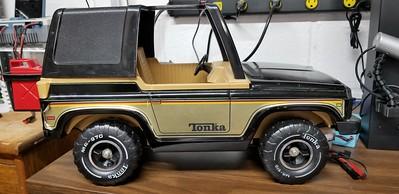 Tonka Bronco