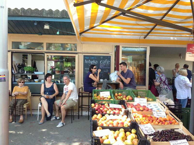 Das Rossian am Kaiser-Josef-Markt